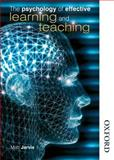 The Psychology of Effective Learning and Teaching, Jarvis, Matthew, 0748790373