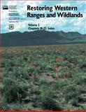 Restoring Western Ranges and Wildlands (Volume 2, Chapters 18-23, Index), Stephen Monsen and Richard Stevens, 1480200379