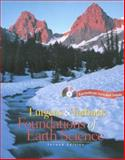 Foundations of Earth Science, Lutgens, Frederick K. and Tarbuck, Edward J., 0139140379