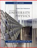 Study Guide for University Physics Vols 2 And 3, Young, Hugh D. and Freedman, Roger A., 0321500377