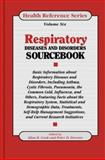 Respiratory Diseases and Disorders Sourcebook, Alan R. Cook, 0780800370