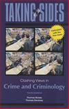 Taking Sides: Clashing Views in Crime and Criminology, Expanded, Hickey, Thomas, 0078050375