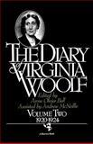 The Diary of Virginia Woolf, 1920-1924, Virginia Woolf, 0156260379