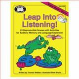 Leap into Listening, Thomas Webber, 1586500376