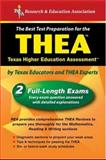 The Best Test Prep for the Thea Texas Higher Education Assessment, Chadwick-Joshua, Jocelyn and Conner, Ellen Davis, 0738600377