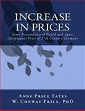 Increase in Prices, Anne Yates, 1475090374