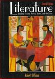 Literature : Reading Fiction, Poetry, Drama and the Essay, DiYanni, Robert, 0070170371