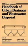 Handbook of Urban Drainage and Wastewater Disposal, Imhoff, Klaus R. and Krenkel, Peter A., 0471810371