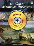 120 Great Maritime Paintings, , 0486990370