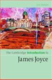 The Cambridge Introduction to James Joyce, Bulson, Eric, 0521840376