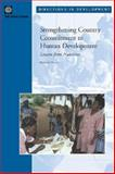 Strengthening Country Commitment to Human Development, Heaver, Richard, 082136037X