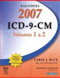 ICD-9-CM 2007, Buck, Carol J. and Lockyer, Karen D., 1416040374