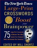 The New York Times Large-Print Crosswords to Boost Your Brainpower, New York Times Staff, 031232037X