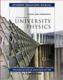 Student Solutions Manual for University Physics Vols 2 And 3, Young, Hugh D. and Freedman, Roger A., 0321500385