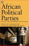 African Political Parties 9780745320380