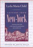 Letters from New York 9780820320380