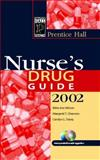 Prentice Hall Nurse's Drug Guide 2002, Wilson, Billie A. and Shannon, Margaret, 0130420387
