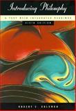 Introducing Philosophy, Solomon, Robert C., 0155030388