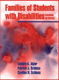 Families of Students with Disabilities 9780205140381