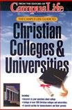 Campus Life Guide to Christian Colleges and Universities, Campus Life Editors, 0805490388