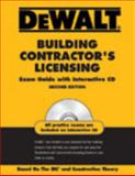 Building Contractor's Licensing Exam Guide : Based on the IBC and Construction Theory, American Contractor's Exam Services, 097974038X