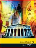 Law and Society, Vago, 0205820387