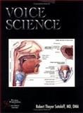 Voice Science, Sataloff, Robert Thayer, 1597560383