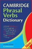 Cambridge Phrasal Verbs Dictionary, , 0521860385