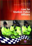 Law for Student Police Officers, Merritt, Jonathan, 184641038X