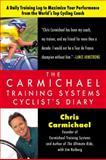 Carmichael Training Systems Cyclist's Diary, Chris Carmichael and Jim Rutberg, 0425200388