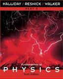 Fundamentals of Physics, Chapters 39 - 45, Halliday, David and Resnick, Robert, 0471360384