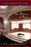 Witness of Music, Suczek, Alexander, 0977970388