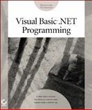 Visual Basic .NET Programming, Harold Davis, 0782140386