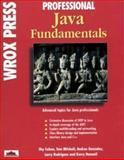 Professional Java Fundamentals, Cohen, Shy, 1861000383