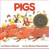 Pigs, Robert Munsch, 1550370383