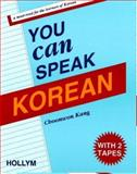 You Can Speak Korean 9781565910386