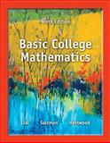 Basic College Mathematics, Lial, Margaret and Salzman, Stanley, 0321900383