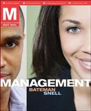 Management, Bateman, Thomas S. and Snell, Scott, 0073530395