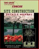 Site Construction, Dines, Nicholas T. and Brown, Kyle, 0070170398