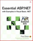 Essential ASP. NET with Examples in Visual Basic . NET, Onion, Fritz, 0201760398
