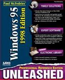 Paul McFedries' Windows 95 Unleashed : Professional Reference Edition, McFedries, Paul, 0672310392