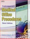 Contemporary Medical Office Procedures (Book Only), Humphrey, Doris, 111132039X