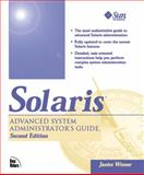 Solaris Advanced System Administrator's Guide, Winsor, Janice, 1578700396