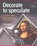 Decorate to Speculate, Giles Kime, 1905940394