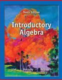 Introductory Algebra, Lial, Margaret and Hornsby, John, 0321900391