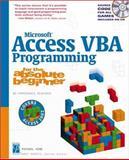 Microsoft Access VBA Programming for the Absolute Beginner, Vine, Michael, 1592000398