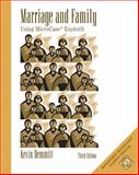 Marriage and Family : Using MicroCase Explorit, Demmitt, Kevin, 0534600395