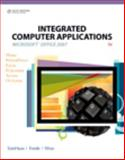 Integrated Computer Applications, VanHuss, Susie H. and Forde, Connie M., 0538730390