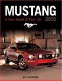 Mustang 2005, Matt Delorenzo, 076032039X
