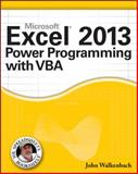Excel 2013 Power Programming with VBA 1st Edition